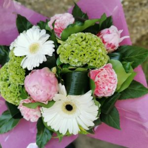"""Bouquet bulle        """"Maman Girly"""""""