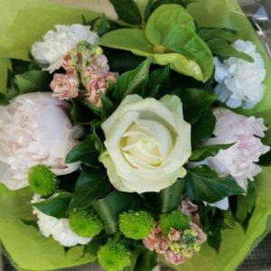 "Bouquet bulle  ""Maman Nature"""