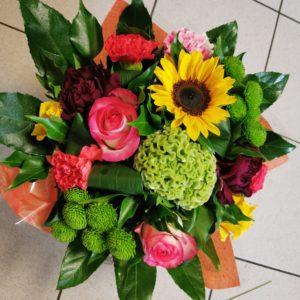 "Bouquet bulle        ""Maman Pep's"""