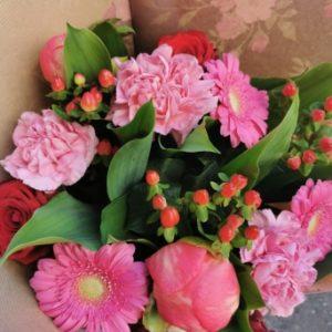 """Bouquet tige """"Romance"""""""