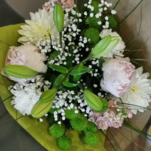 "Bouquet tige ""Maman Nature"""