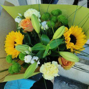 "Bouquet tige ""Maman Pep's"""