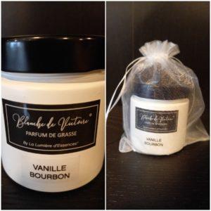 Bougie 40h Parfum Vanille Bourbon